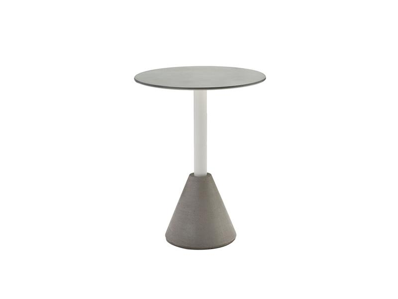 Mobital Cayo Grey Dining Table DTACAYOGREY Dining Tables Mobital