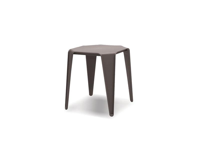 Mobital Yatta Grey End Table WENYATTGREY End Tables Mobital