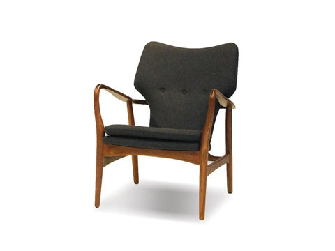 Mobital Ingrid Grey Occasional Chair LCHINGRGREVASHWA Occasional Chairs Mobital