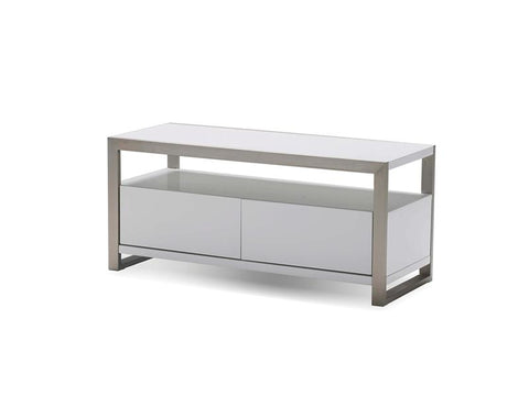 Mobital Brando White TV Unit WTVBRANWHIT39IN TV units Mobital