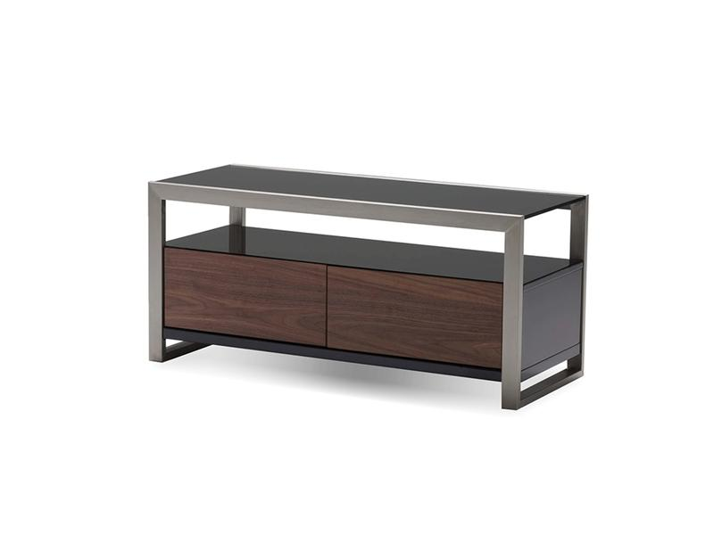 Mobital Brando Black TV Unit WTVBRANBLACWAL39 TV units Mobital