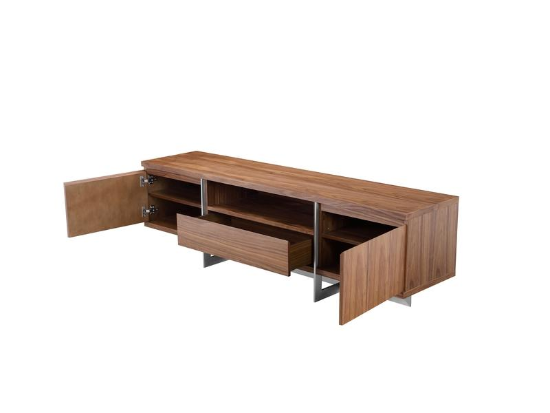 Mobital Remi Natural Walnut TV Unit WTVREMIWALN TV units Mobital