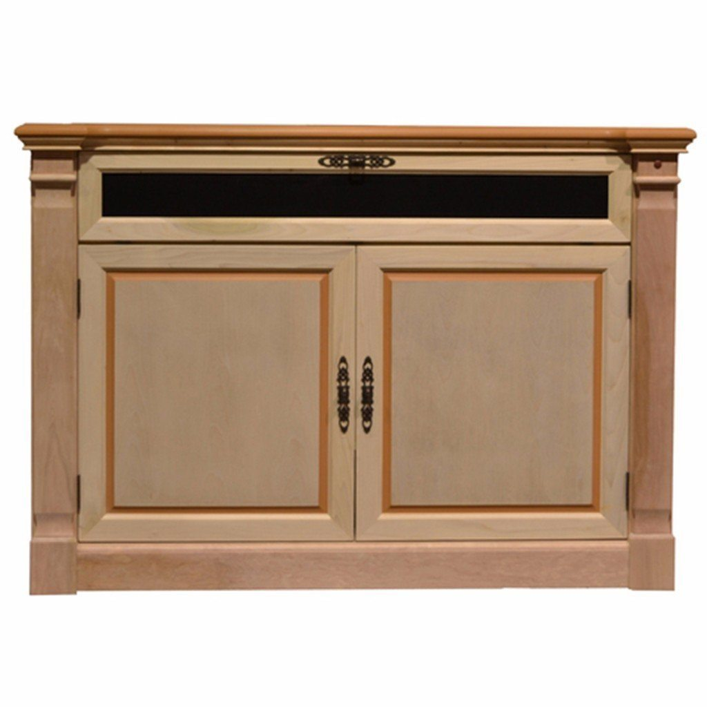Touchstone Adonzo Unfinished TV Lift Cabinet 70152 TV Lift Cabinets Touchstone