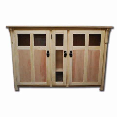 Touchstone Bungalow Unfinished TV Lift Cabinet 70162 TV Lift Cabinets Touchstone