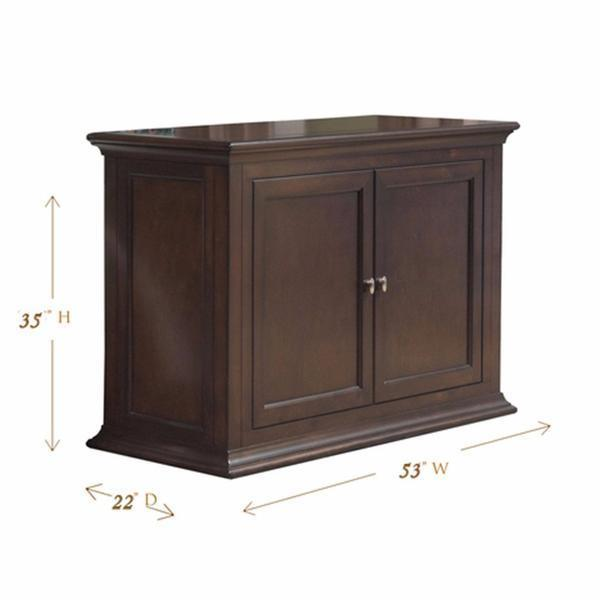Touchstone Harrison TV Lift Cabinet 73008 TV Lift Cabinets Touchstone