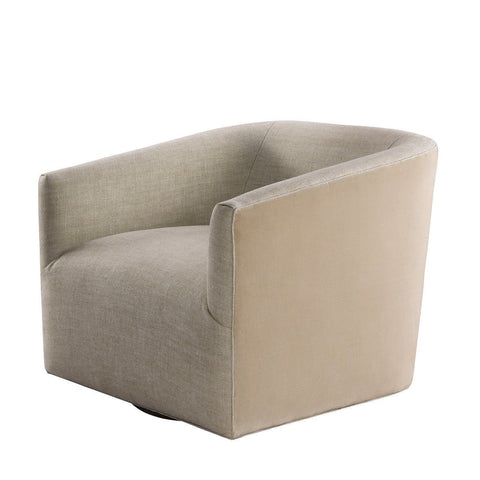 Curations Limited Sete Swivel Arm Chai 7841.0043 Chair Curations Limited