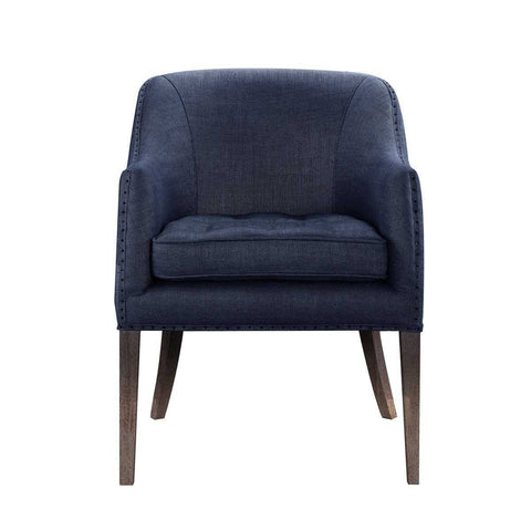 Curations Limited Ralf Linen Chair 7841.0087.A012 Chair Curations Limited