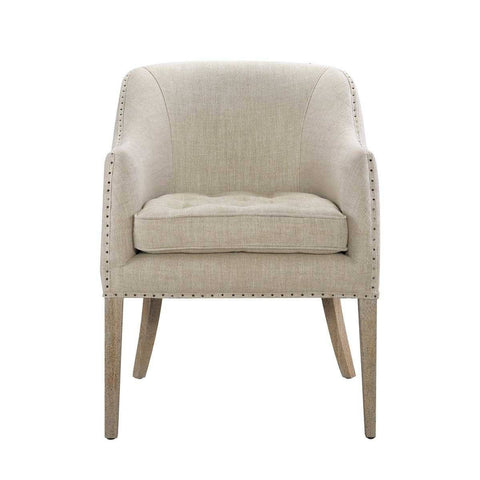 Curations Limited Ralf Linen Chair 7841.0087.A015 Chair Curations Limited