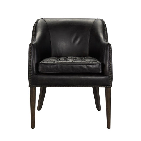Curations Limited Ralf Glove Leather Chair 7841.0088 Chair Curations Limited