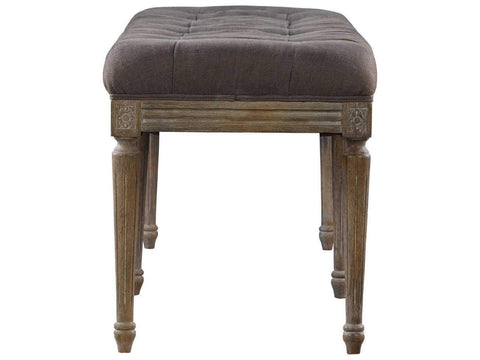 Curations Limited French Louis Bench 7801.0008.A008 Benches Curations Limited