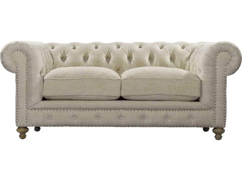 "Curations Limited 77"" Cigar Club Sofa 7842.0002.A015 Sofas Curations Limited"