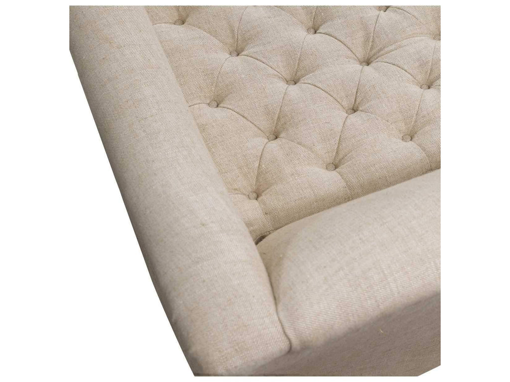 Curations Limited Brussels Linen Sofa 7842.0046.A015 Sofas Curations Limited