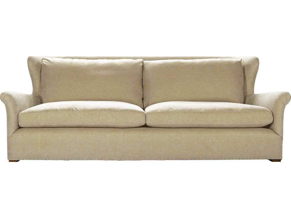 Curations Limited Winslow Beige Linen Sofa 7842.1107.A015 Sofas Curations Limited