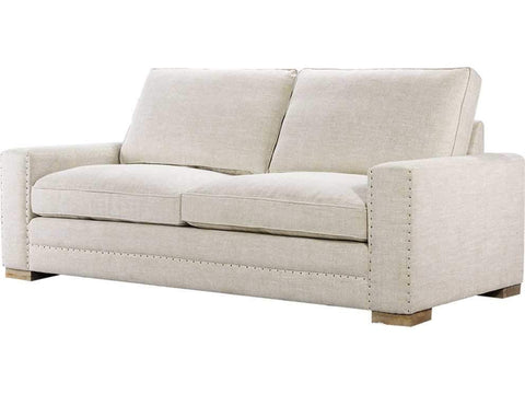 Curations Limited Bleeker Linen Sofa 7842.1207 Sofas Curations Limited