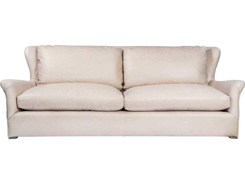 Curations Limited Winslow Granite leather Sofa 7842.3107 Sofas Curations Limited