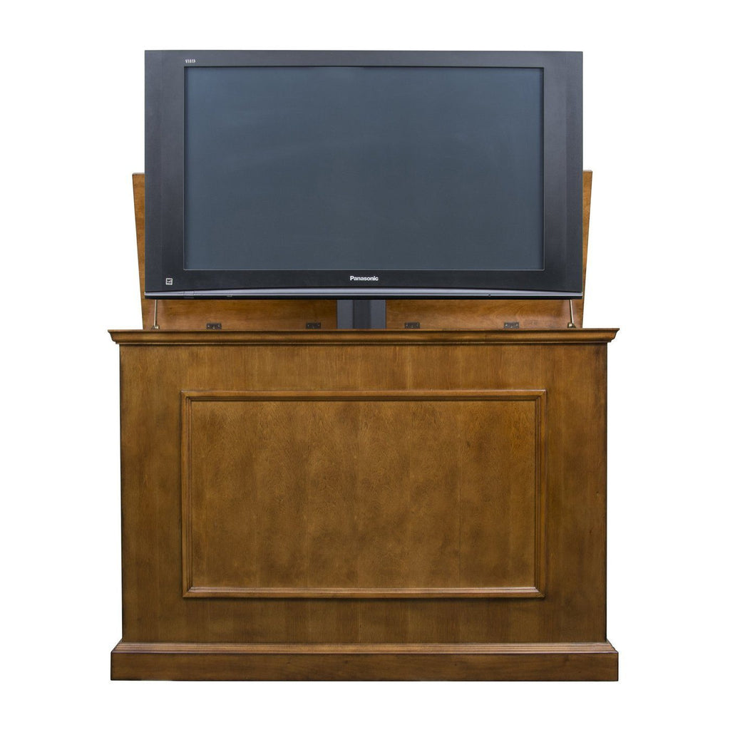 Touchstone Elevate - Oak TV Lift Cabinet 72009 TV Lift Cabinets Touchstone