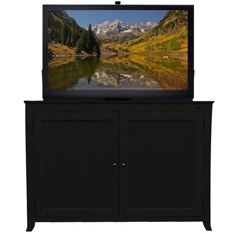 Touchstone Monterey Unfinished TV Lift Cabinet 70156 TV Lift Cabinets Touchstone