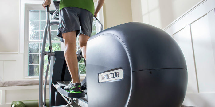 Precor: The Birthplace of the Elliptical