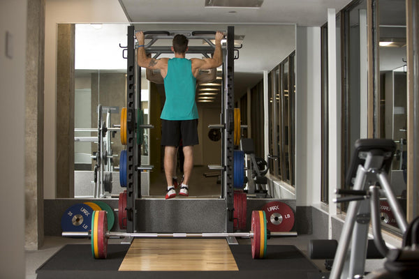 Home fitness strength body weight training Queenax