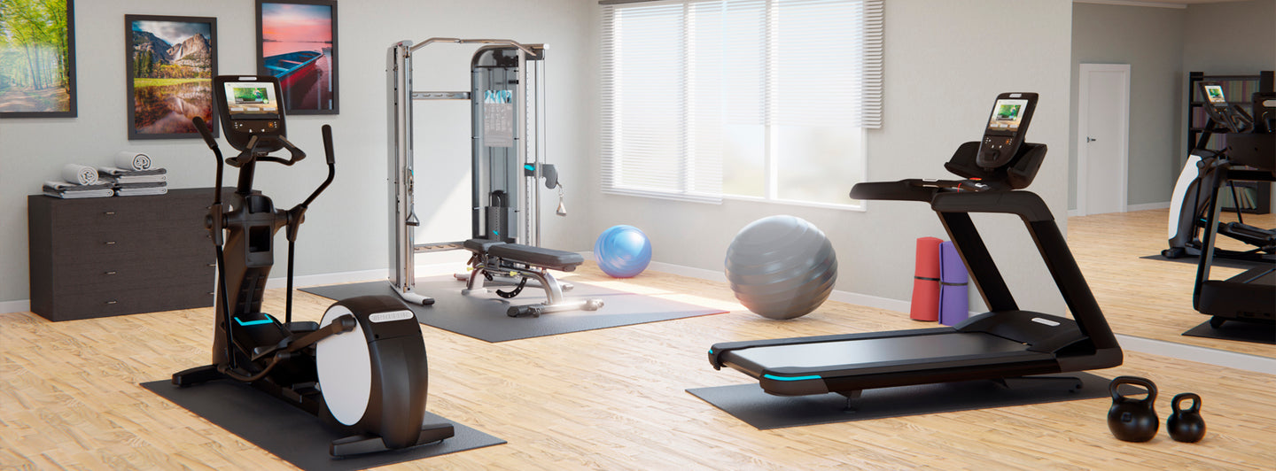 Precor At Home Exercise Equipment Best Home Exercise Equipment