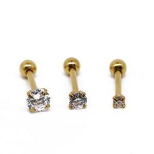 gold cartilage jewelry jewellery