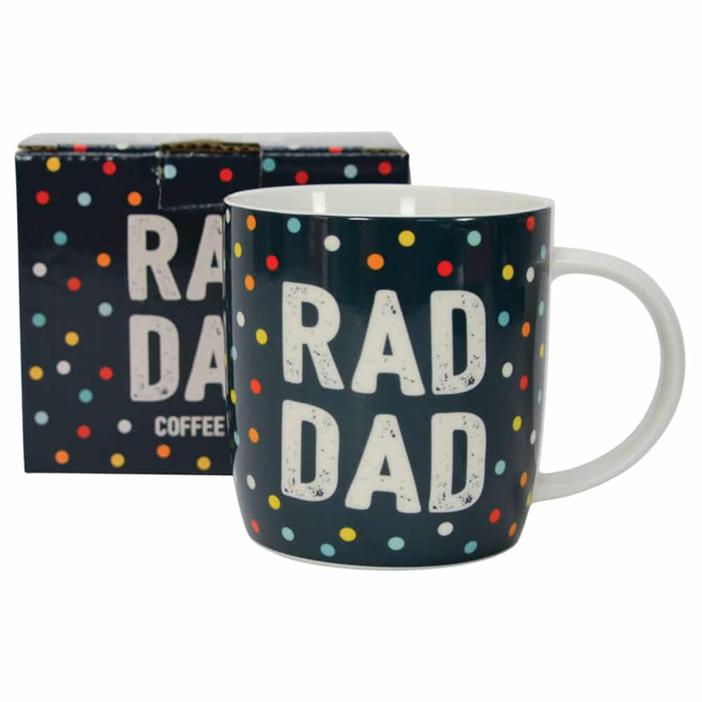 'Rad Dad' Coffee Mug