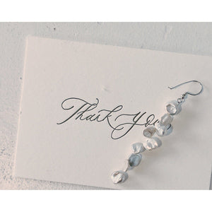 Pearl Drops - earrings