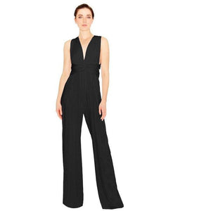 Black jumpsuit by Twobirds