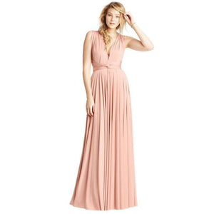 Convertible Ballgown Blush