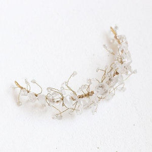 Bursting Quartz Crown- A.B. Ellie