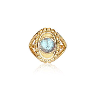 The Amor Ring | Gold Vermeil