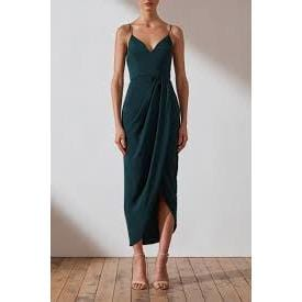 Core Cocktail Dress | Seaweed | Shona Joy
