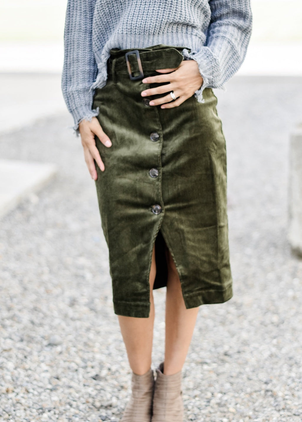 TIMELESS SKIRT--FINAL SALE
