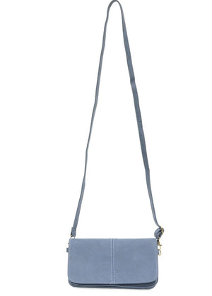 MULTIBODY CROSSBODY: CHAMRAY