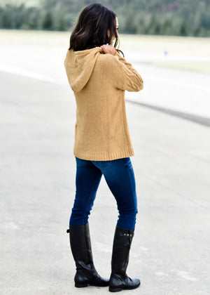 COZY UP: CAMEL