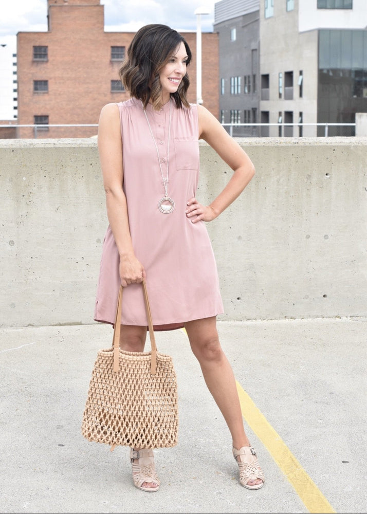 STEP INTO SUNSHINE DRESS