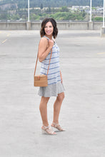 SIMPLE STRIPES: BLUE