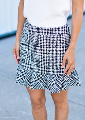 MODERN GIRL SKIRT--FINAL SALE