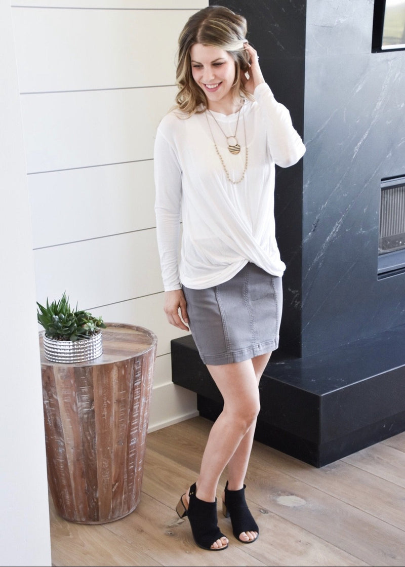 Terrific Twist:White