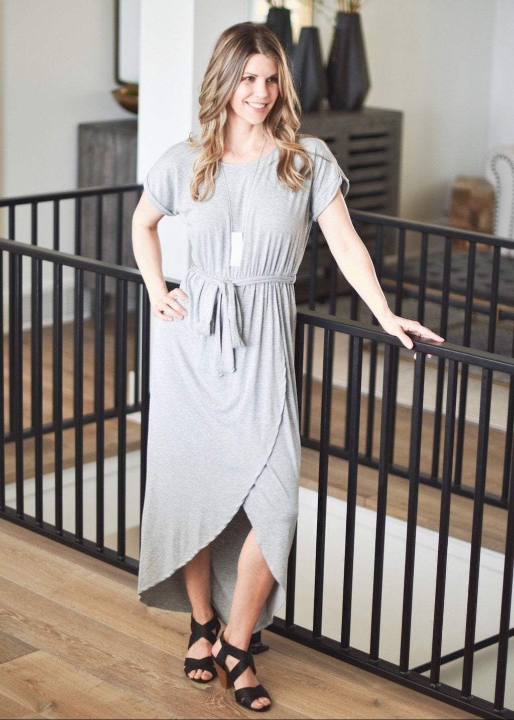 Easy Going Maxi:Grey