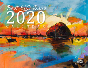 *NOW AVAILABLE* Best SLO Days 2020 Calendar