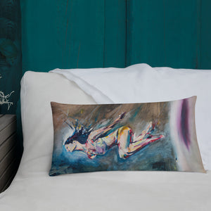 Set Free - Premium Pillow
