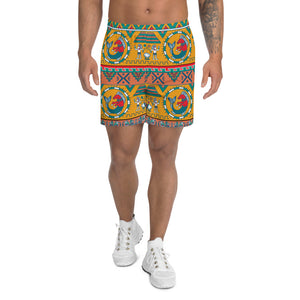 Aztec Athletic Long Shorts