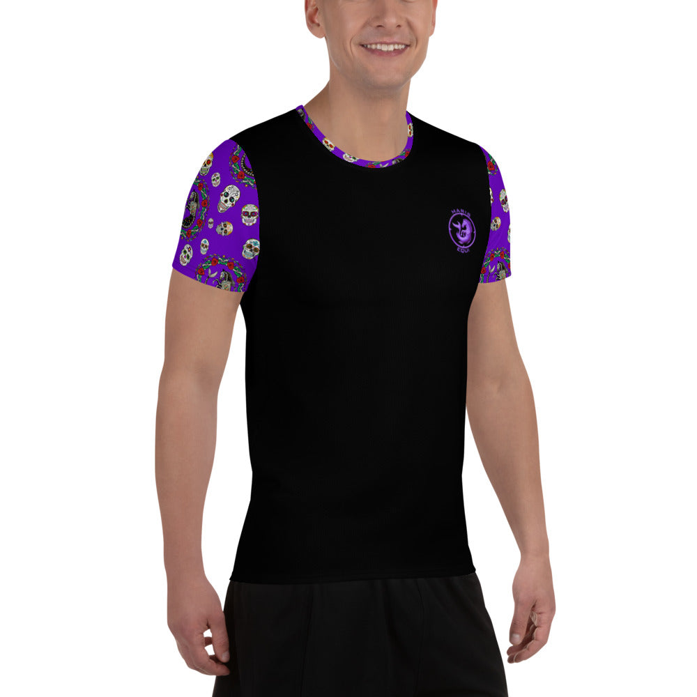Day Of The Dead Sport Shirt