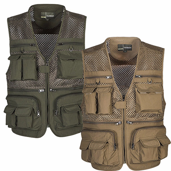 Men's Outdoor Fishing Vest