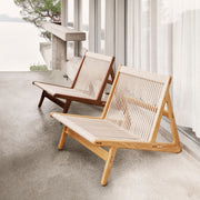 Gubi - MR01 Initial Chair - Loungestoel