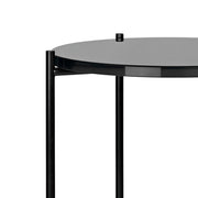 Gubi - TS Console of Side Table - Bijzettafel rond
