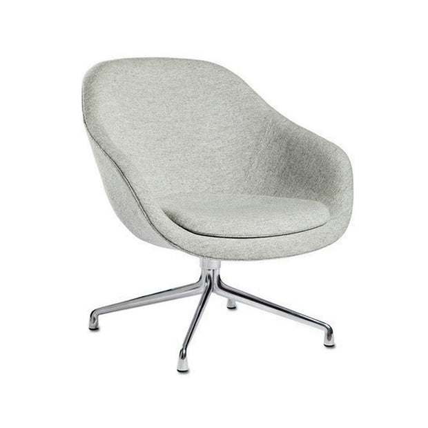 HAY - HAY - AAL81 Full Upholstery - Fauteuil Fauteuil - Houtmerk