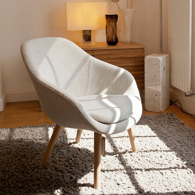 HAY - HAY - AAL82 Full Upholstery - Fauteuil Fauteuil - Houtmerk