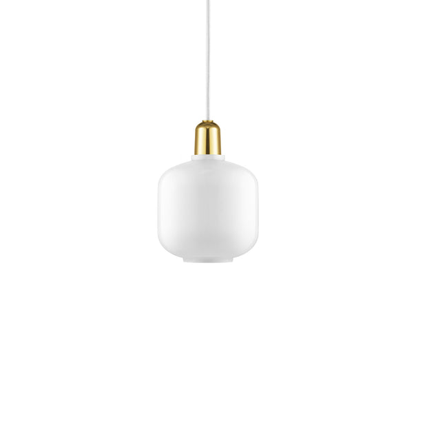 Normann Copenhagen - Amp Lamp - Hanglamp Marmer of Messing